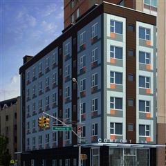 Host at Comfort Inn Lower East Side