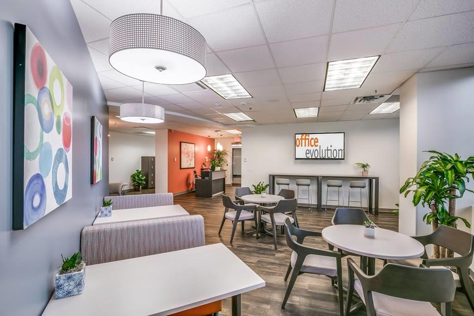Office Evolution - Jacksonville - Shared Workspace- Open Working