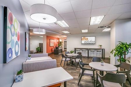 Office Evolution - Jacksonville - Shared Workspace- Open Working