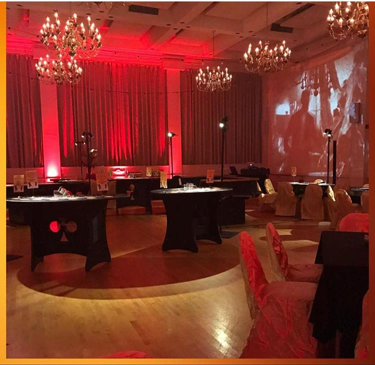 San Francisco Italian Athletic Club - Grand Ballroom
