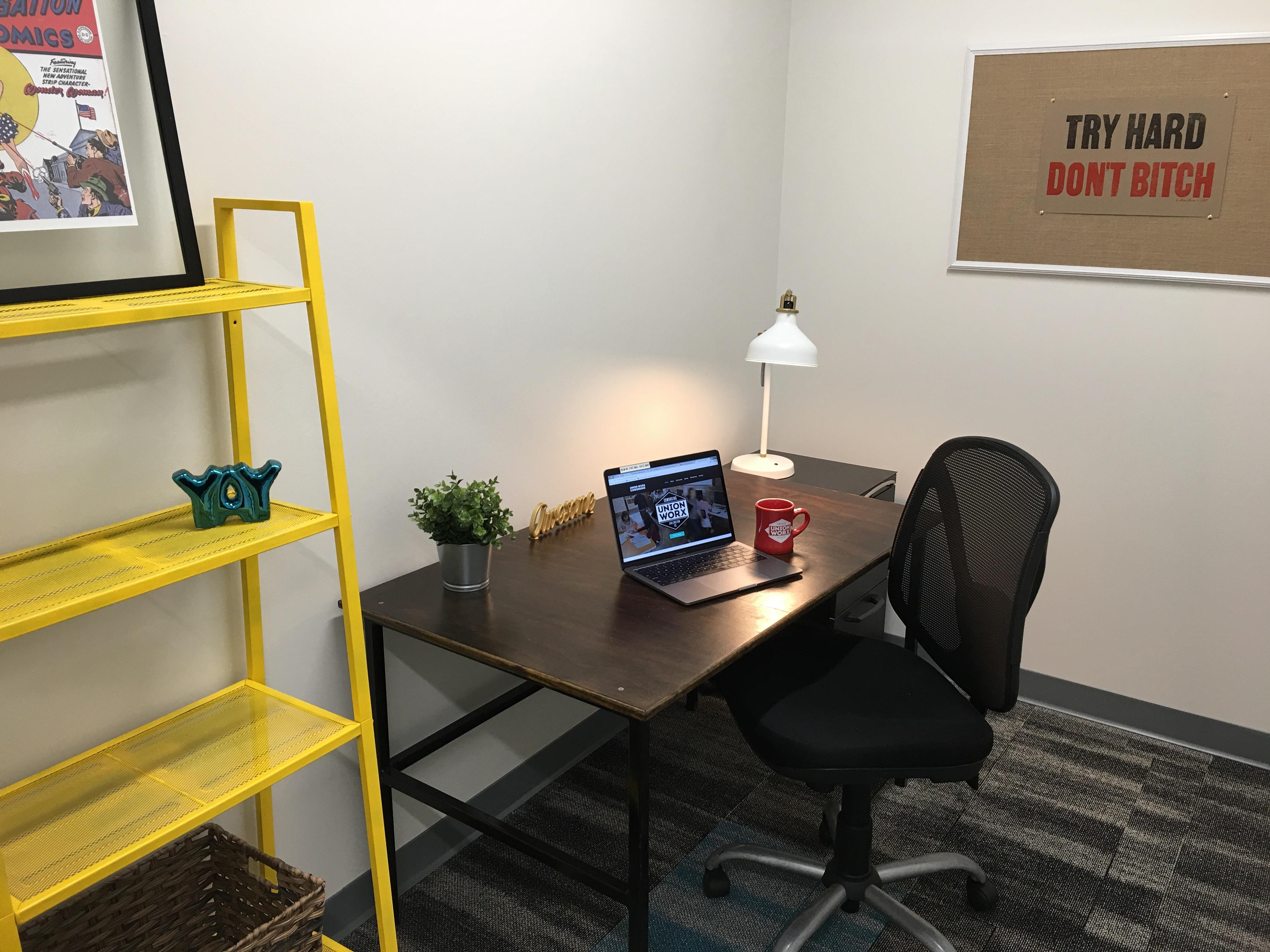 Union Worx Coworking - The Worx