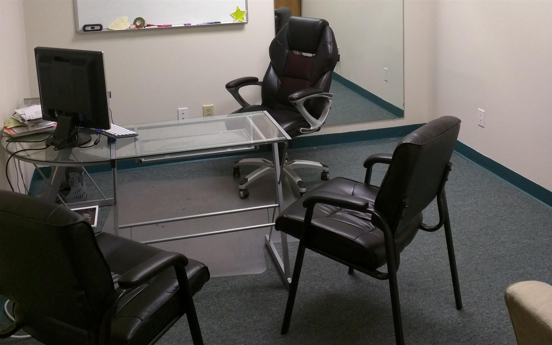 McKinney Office Suites - Room 110