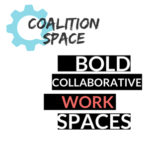 Logo of Coalition Space NYC Grand Central-Midtown East