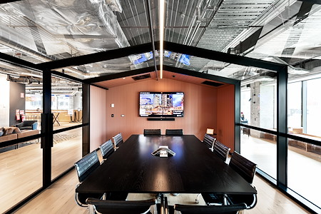 Space&Co. 2 Southbank - 10 Person Boardroom | 19.01