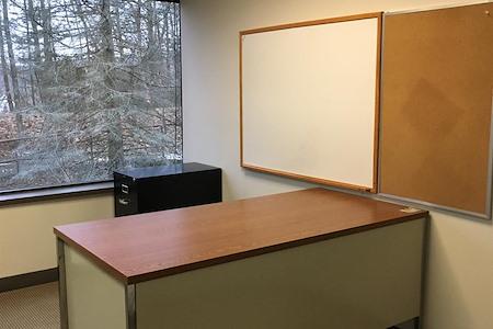 HPFY Business Center - Dedicated Desk 2