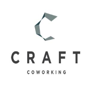 Logo of Craft Coworking Golden