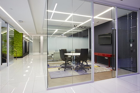 Emerge212 - 1185 Avenue of the Americas - Mondrian Conference Room