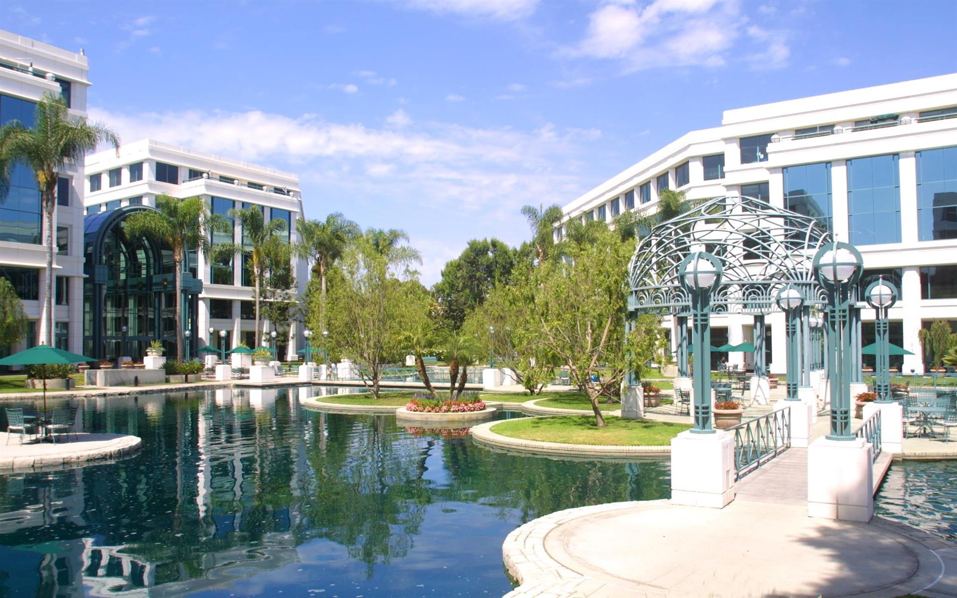 (SM2) The Water Garden