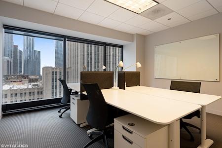 BeOffice | URBAN WORKSPACES - Michigan Ave Team Workspace