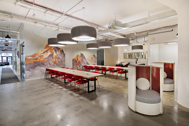 Ignitia Office - Lounge Desk