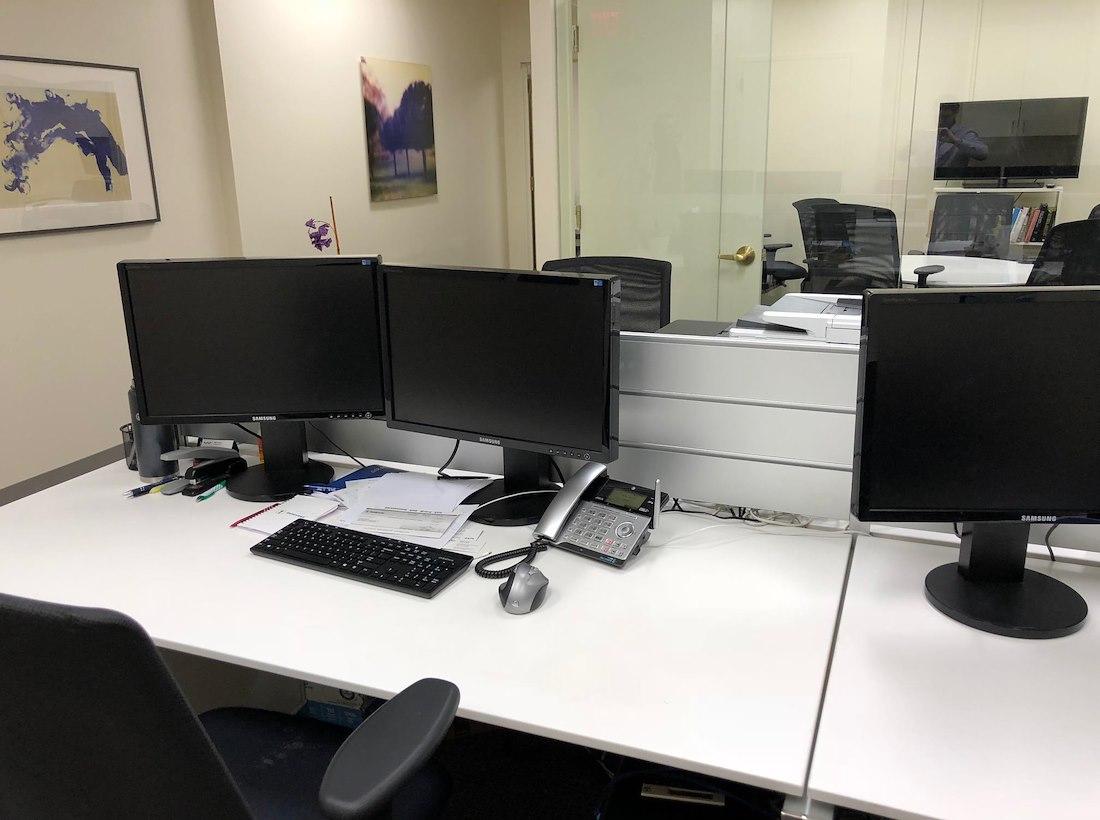 Open Desk Cc Staples Desk Mat