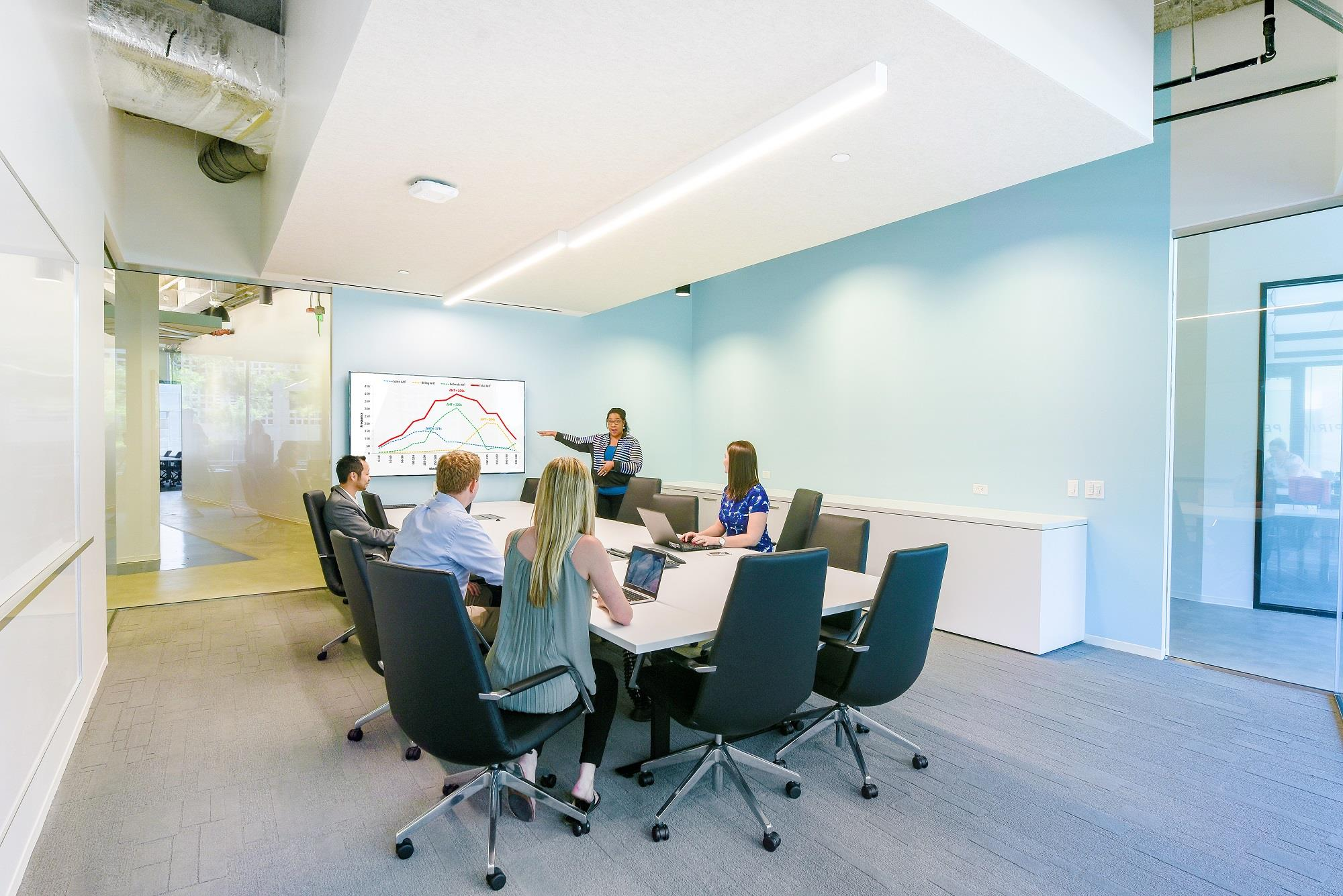 TechSpace - Houston - Heights Conference Room