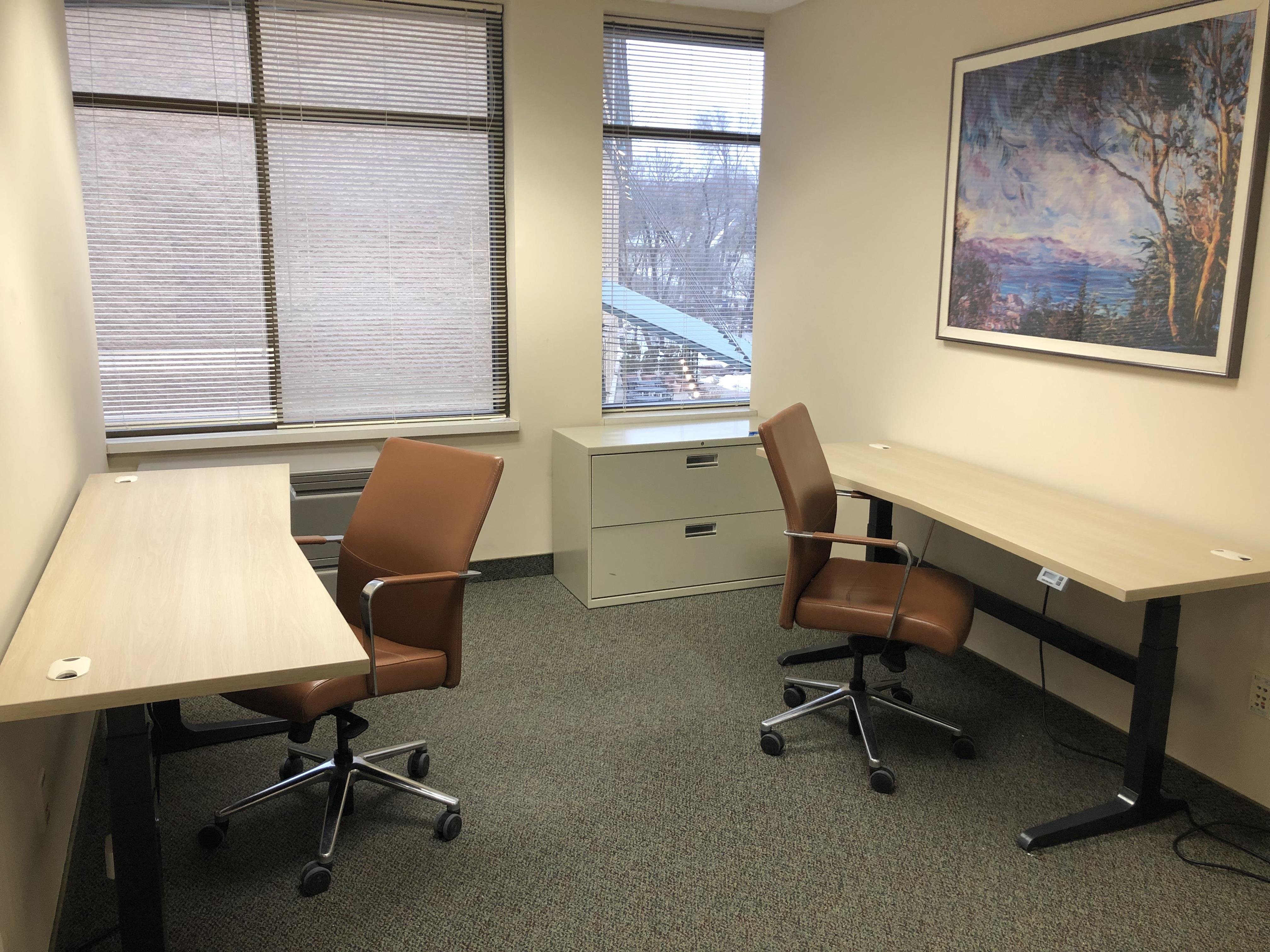 Filament Workplace - Private Office
