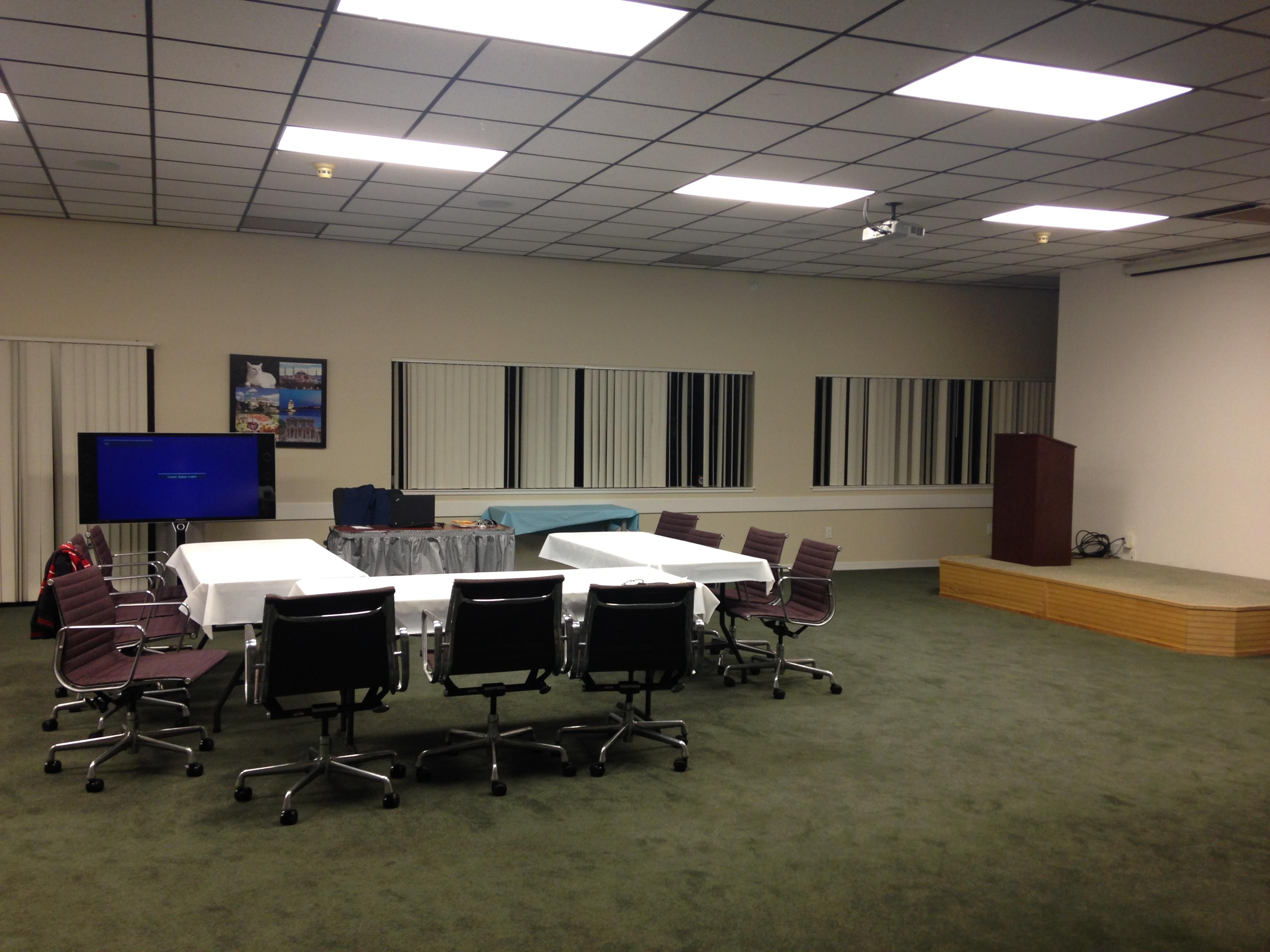 Baycc - Meeting & Conference Room