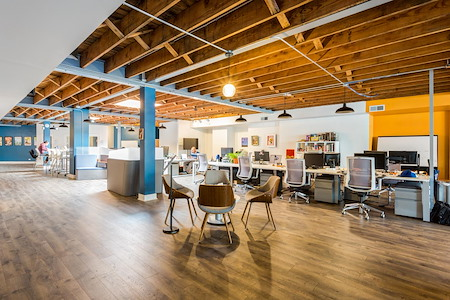 Second Shift - Day Pass: Chicago's Best Coworking Space
