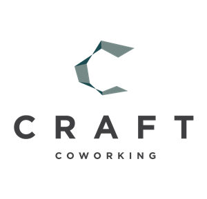 Logo of Craft Coworking - The Lydian