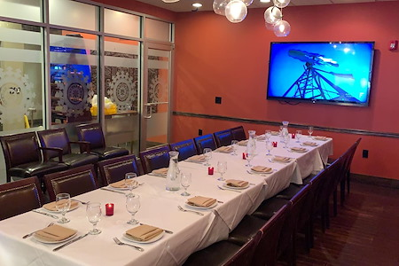 Mantra Indian Restaurant - The Private Dining Room as meeting space