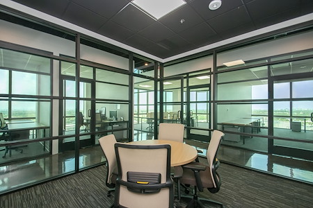 Venture X   Dallas Park Cities at Campbell Centre - Small Meeting Room