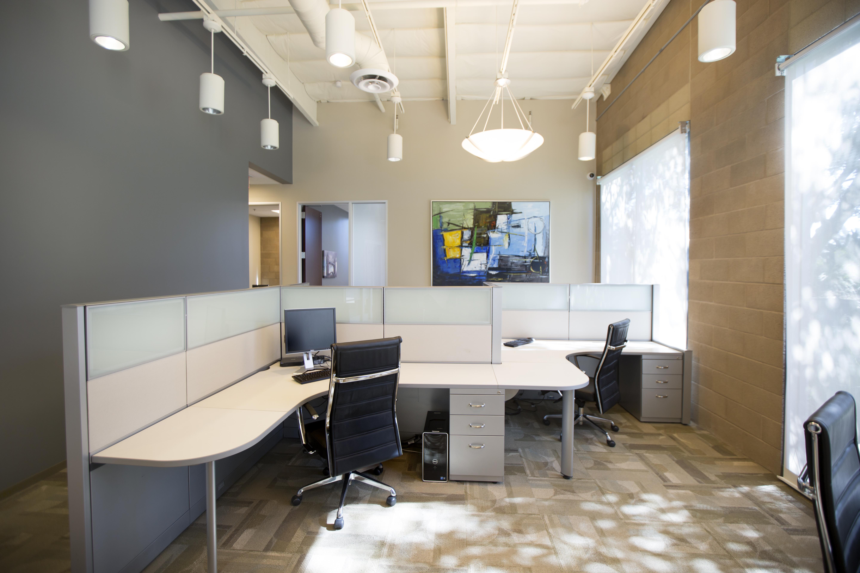 RK Management Partners, Inc. - Large Dedicated Desk