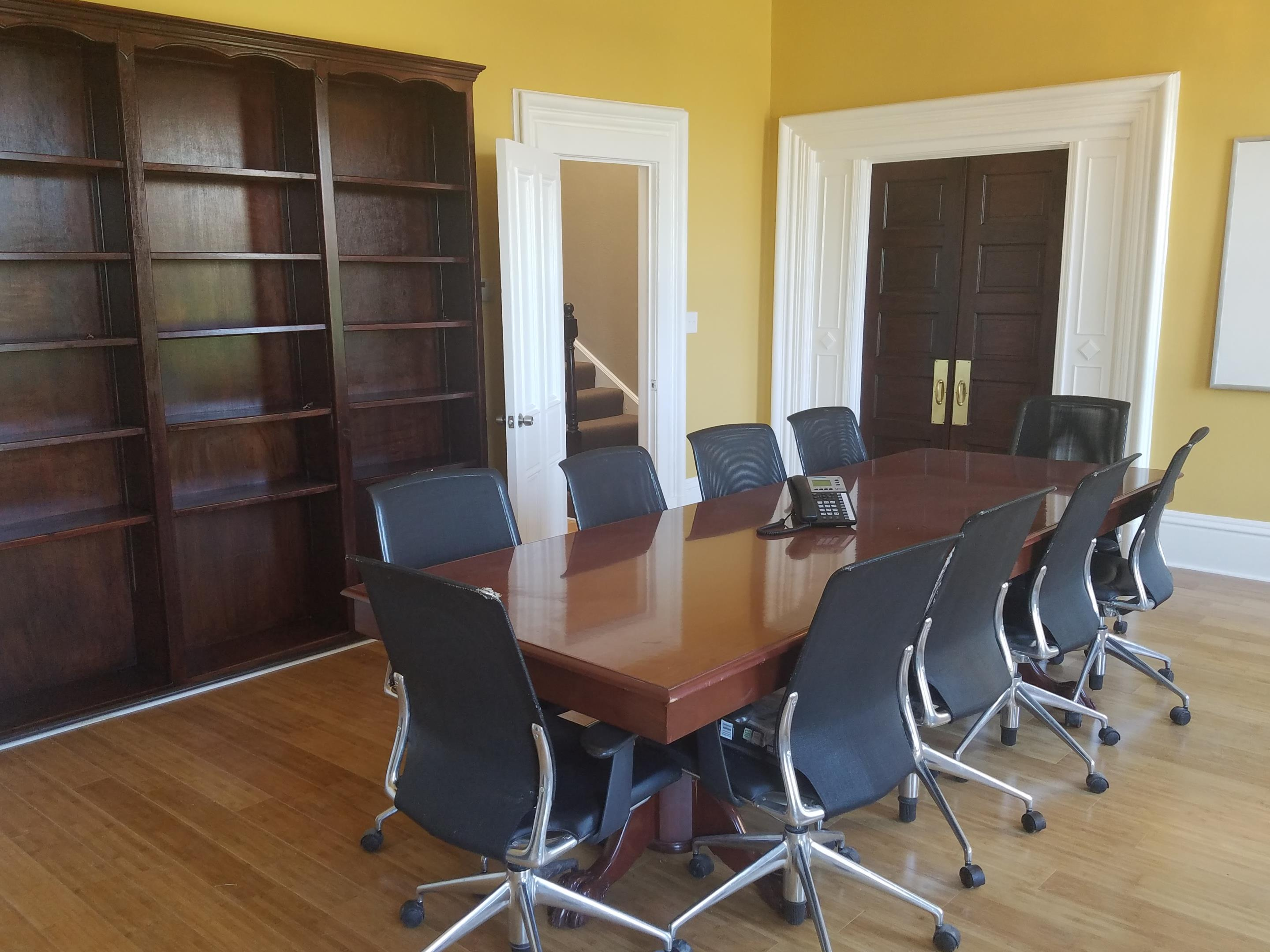 Strategic Resources and Company - Meeting Room 2