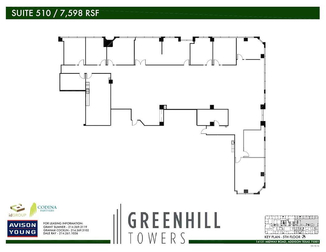 Greenhill Towers Codina Partners Liquidspace A B C Circuit Diagram
