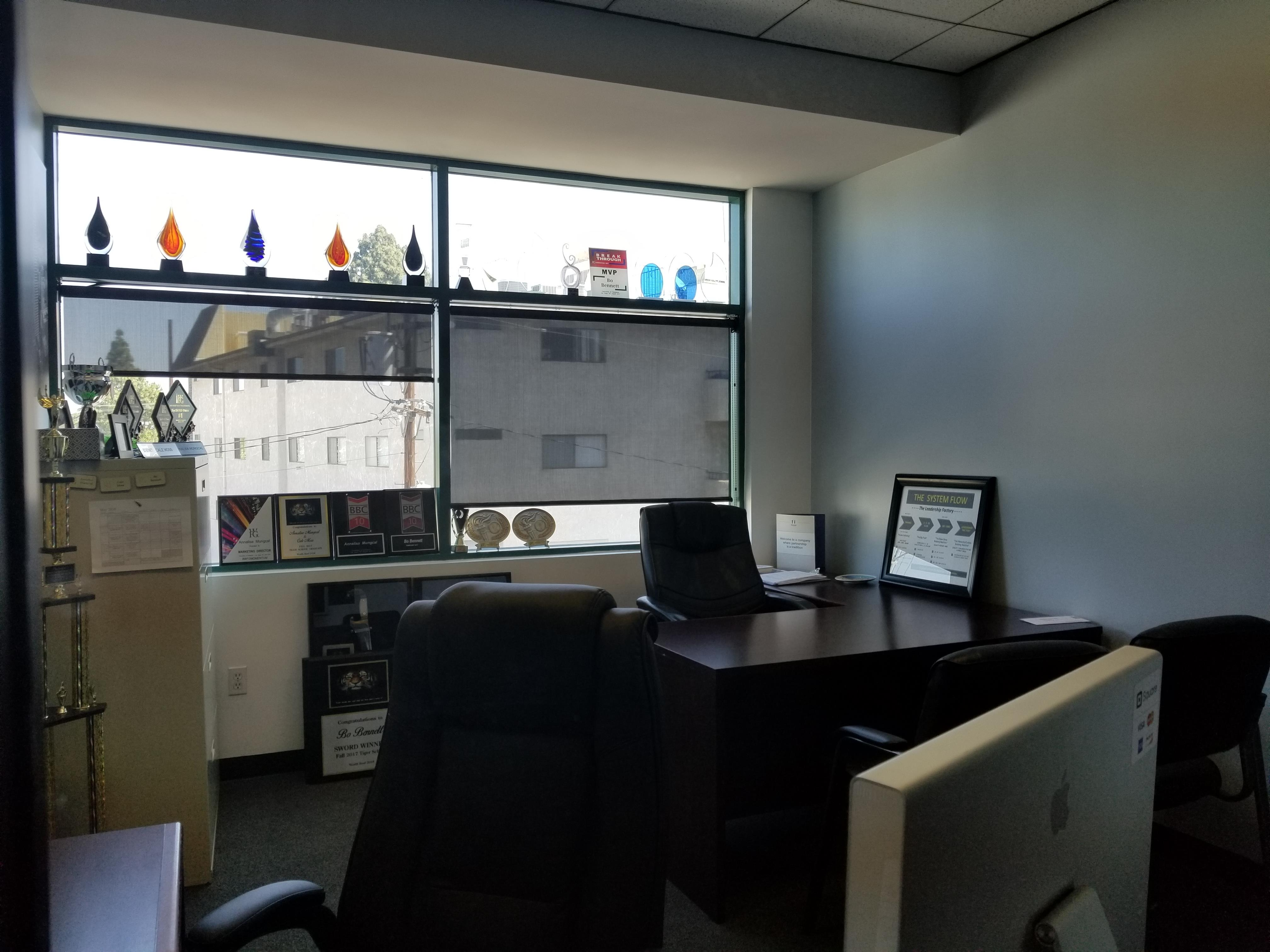 Clear View Financial - Ready to Work office space