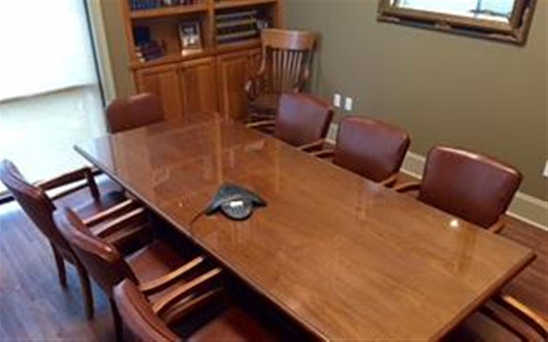 Louisiana Retailers Association - Executive Board Meeting Room for 8