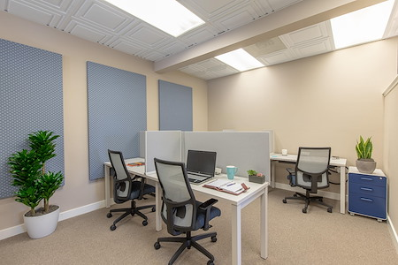 Organ Preservation Alliance Cowork - Personal furnished work area