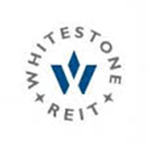 Logo of Whitestone REIT
