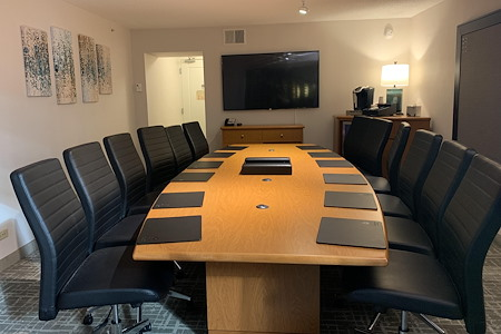 Hyatt Regency San Antonio - Garden Terrace Boardroom 1