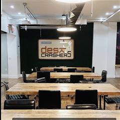Host at Deskcrashers