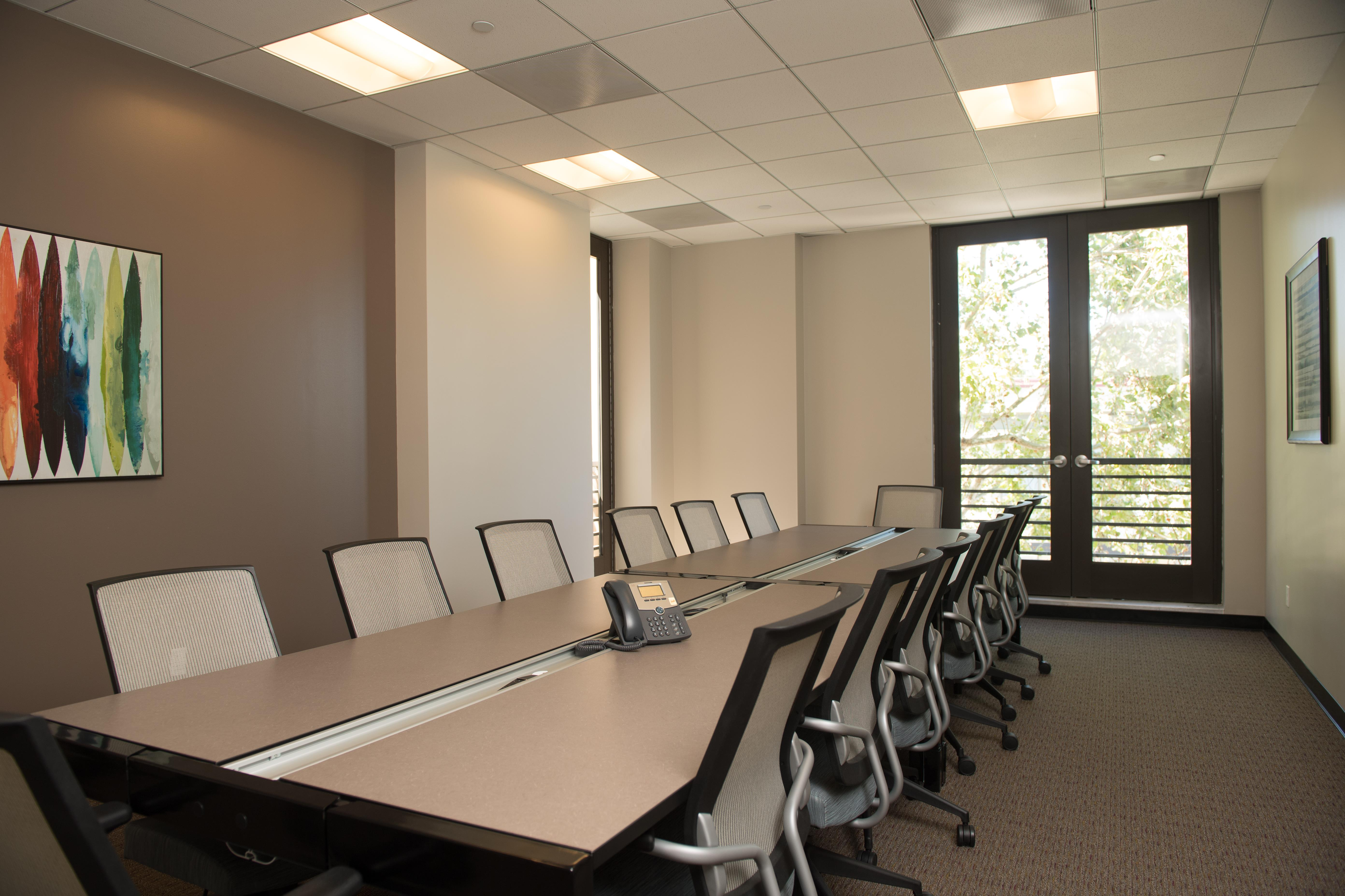 Victory Workspace (Laptop Lounge) - Conference Room