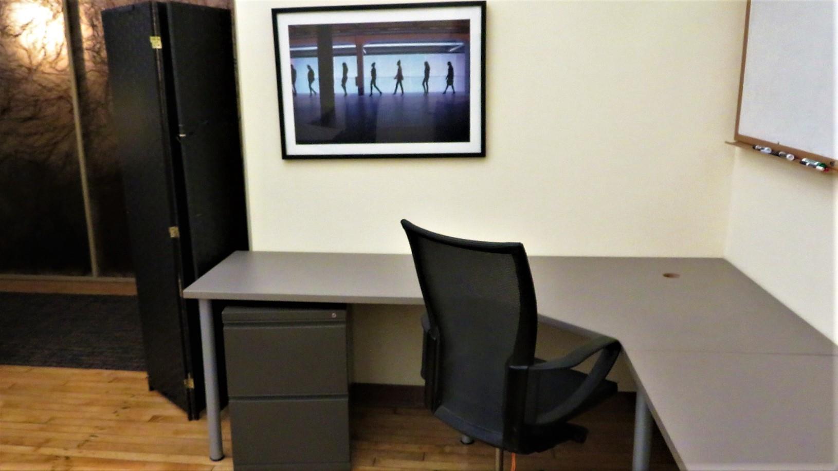 Coalition Space Chelsea - Dedicated Desk
