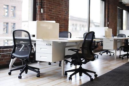 Galvanize - Pioneer Square - Dedicated Desk