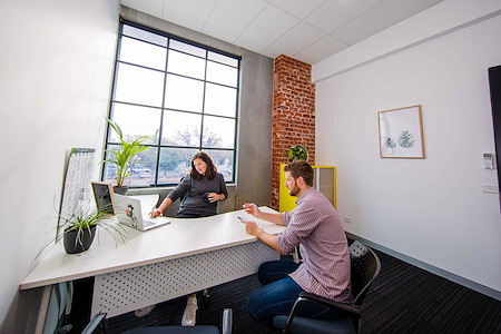 OfficeOurs-Spotswood - Private windowed offices