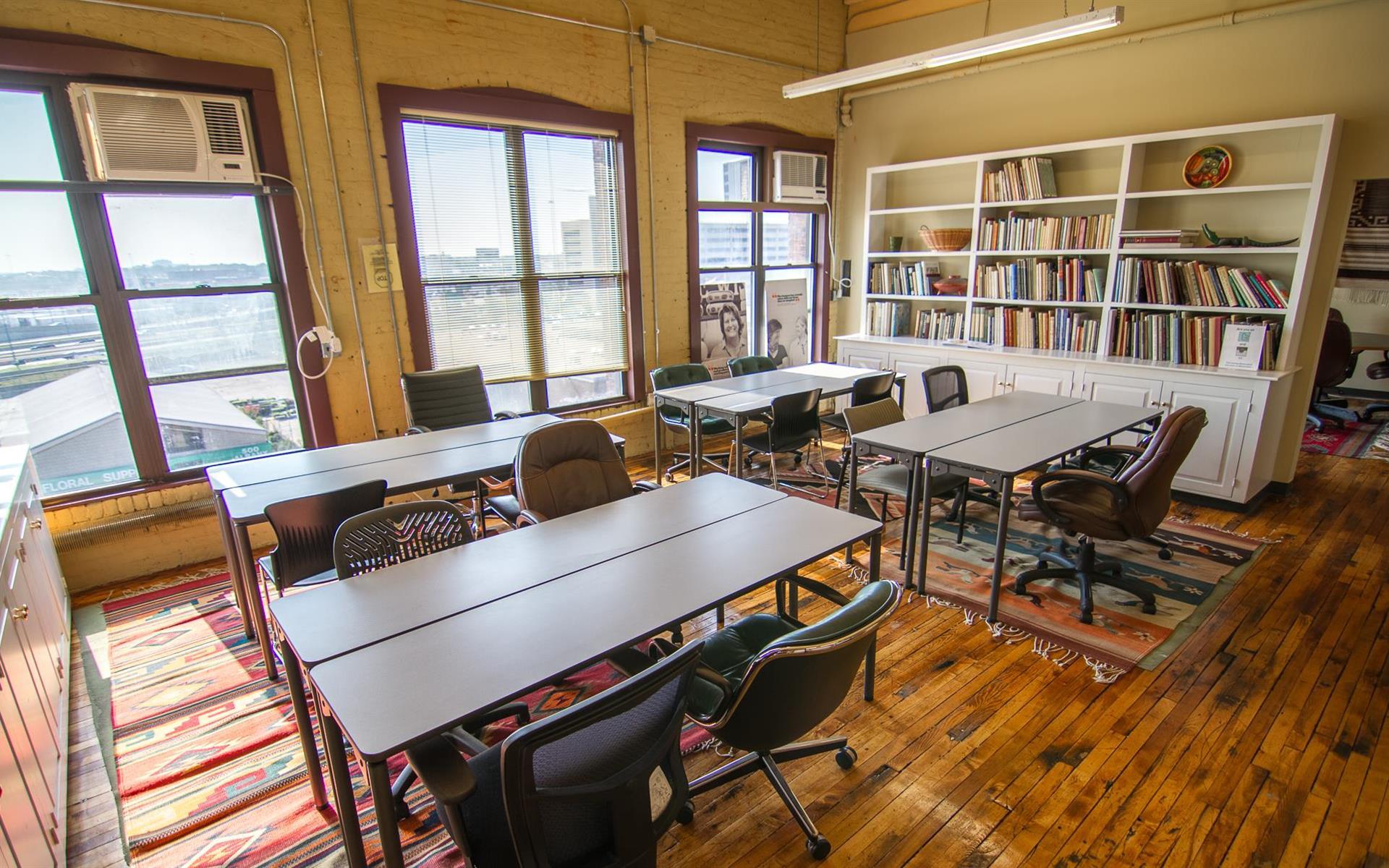 The South End Loft - Co-Working Desks
