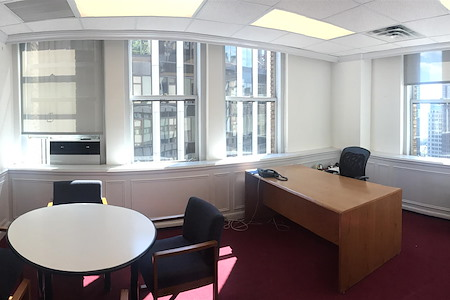 Bright Power, Inc. - Five Window Deluxe Large Size Office