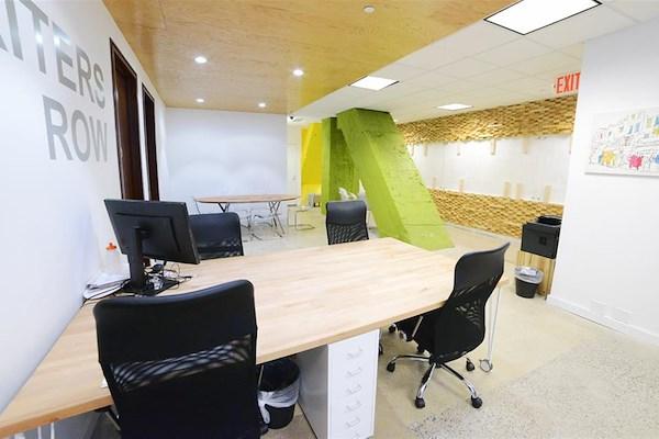 Joynture - Coworking - Wall Street, NYC - Touchdown Desk