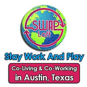 Logo of Bill Murray SWAP Loft - Stay Work And Play - Austin
