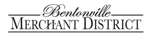 Logo of Bentonville Merchant District