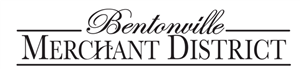 Logo of Bentonville Merchant District