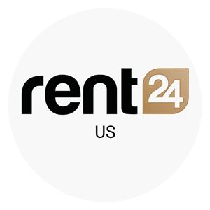 Logo of rent24- Cambridge