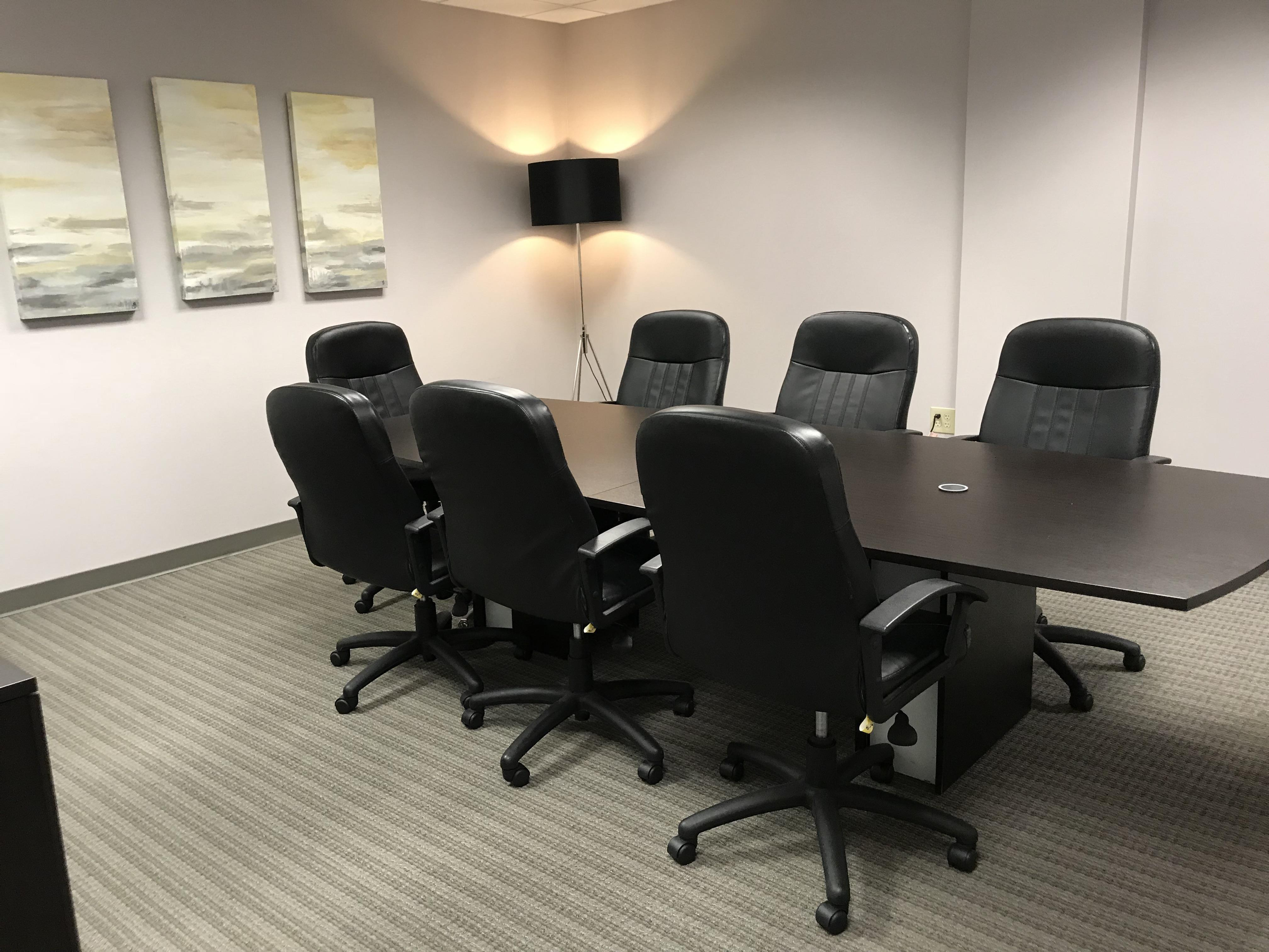 Peachtree Offices at Lenox, Inc. - Chastain  Room