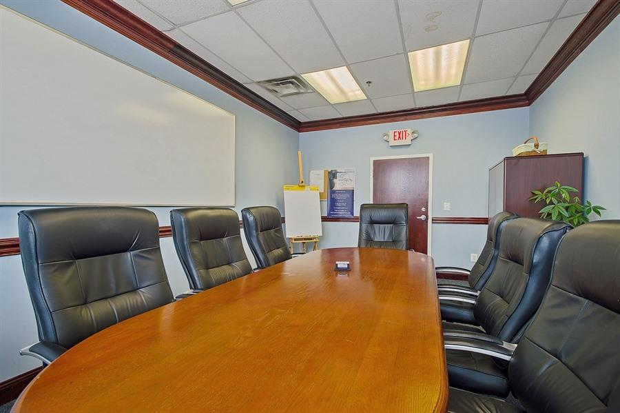 The CoWorking Space - Executive Conference Room for 8