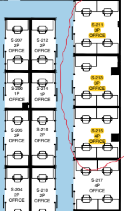 Venture X | North Alpha Road - 3 Team Offices