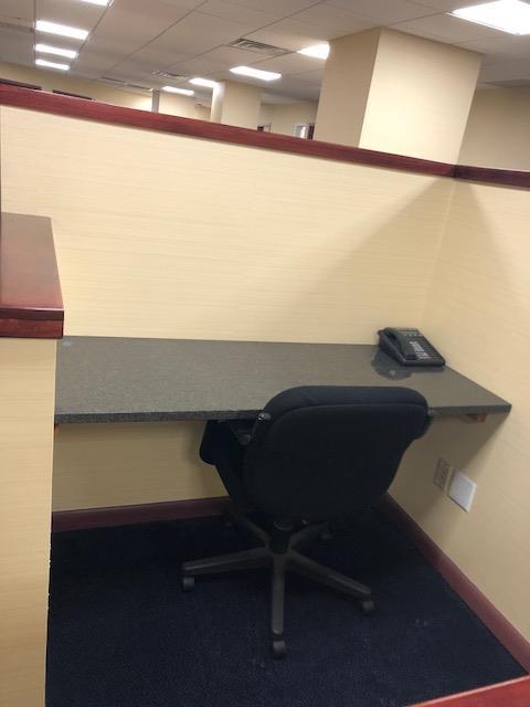 Salman Suites - Open workstation cubicle #479