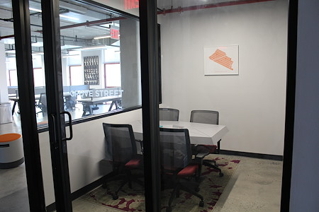 100 Bogart - Small Modern Conference Room in Bushwick