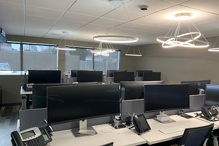 Buffalo Computing Solutions - BCS Desk Space