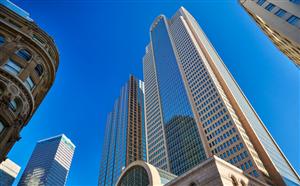 Logo of Comerica Bank Tower