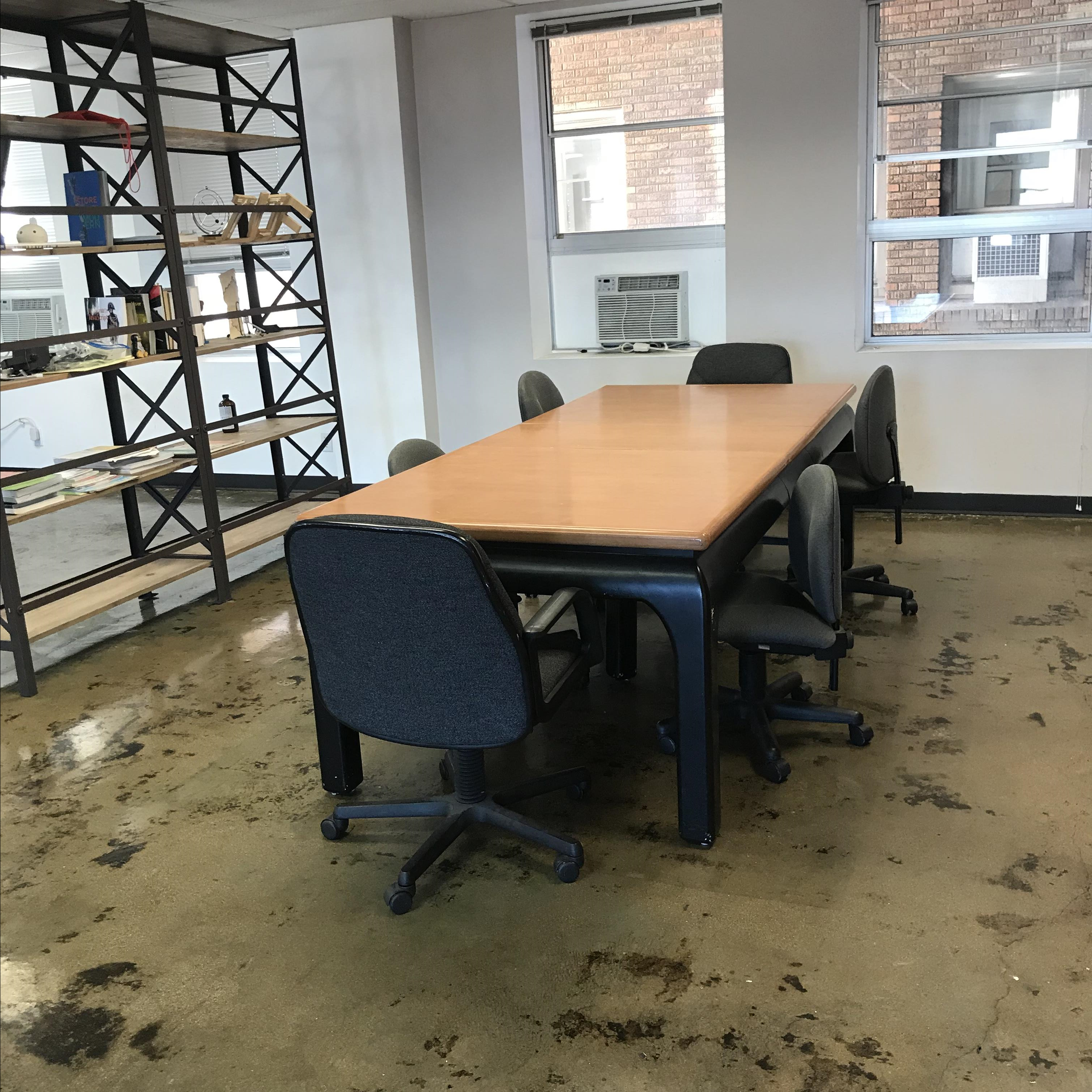 Work Evolution - Communal Team Open Office